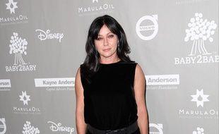 L'actrice Shannen Doherty à Los Angeles en 2015