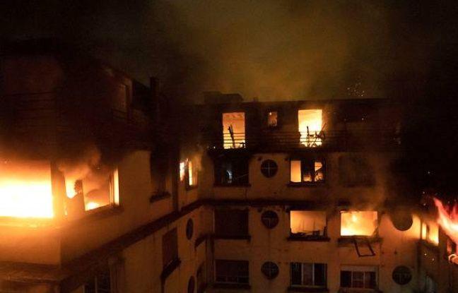 Paris: Incendie meurtrier dans le 16e arrondissement