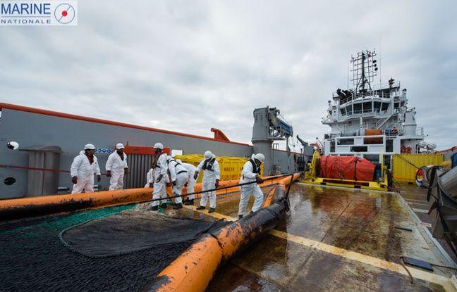 Naufrage du «Grande America»: Robot, bateaux, avions, labo... Les gros moyens déployés pour éviter la marée noire