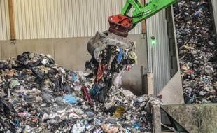 L'usine de valorisation des déchets d'Hénin-Beaumont,