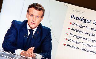 Emmanuel Macron a annoncé mercredi soir le retour du confinement pour au moins un mois.