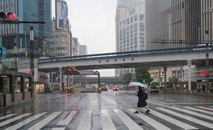 Plusieurs manifestations ont eu lieu au Japon ces dernières semaines contre l'organisation des Jeux Olympiques.
