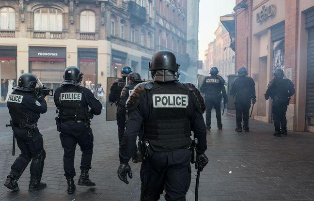 «Gilets jaunes» à Toulouse: Prison ferme pour un ingénieur qui a diffusé l'adresse d'une policière