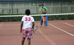 L'accès au sport attire les enfants qui souhaitent rejoindre l'association.