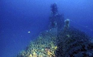 Le sous-marin britannique