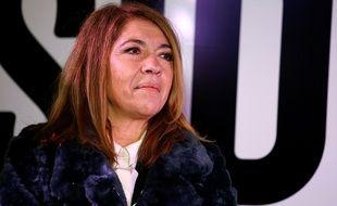 Marie-Christine Saragosse, présidente de France Médias Monde, le 5 mars 2017 à Paris