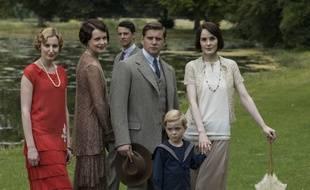 Image extraite de la saison 6 de «Downton Abbey»