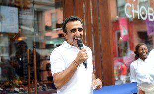 Hamdi Ulukaya, le PDG de Chobani.