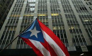 Le drapeau portoricain (photo d'illustration)