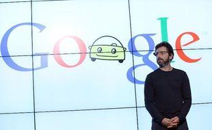 Serguei Brin, co-fondateur de Google, en 2012.