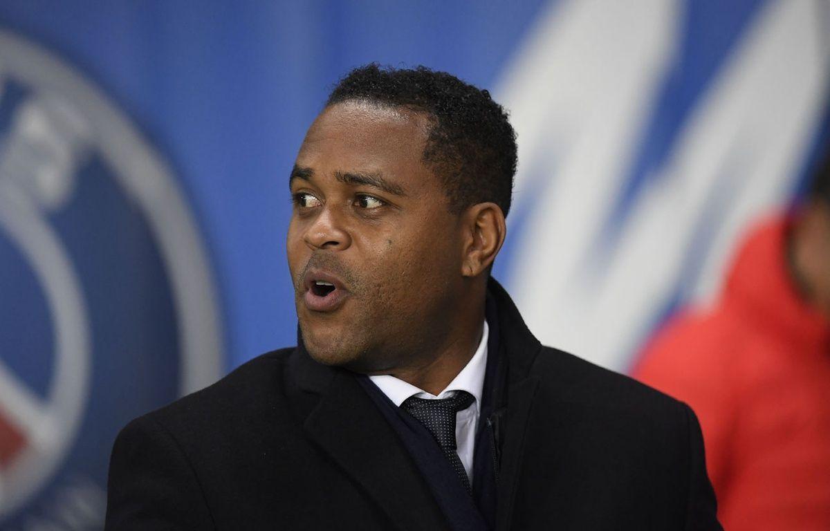 Patrick Kluivert, l'homme chargé du recrutement au PSG. – CHRISTOPHE SAIDI/SIPA