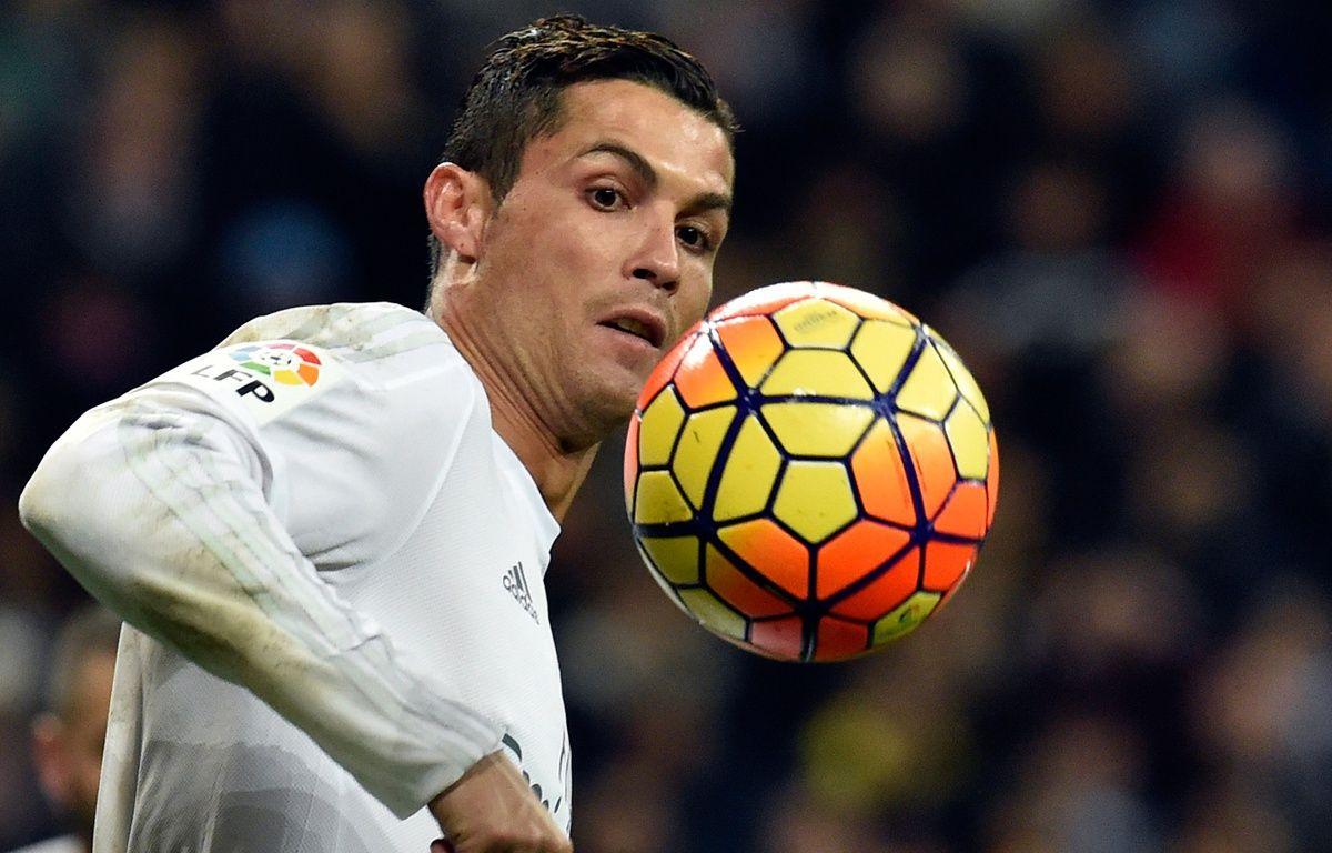 Cristiano Ronaldo, l'attaquant du Real Madrid, le 9 janvier 2016, contre La Corogne. – GERARD JULIEN / AFP