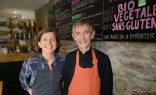 Nathalie et Pascal Roy