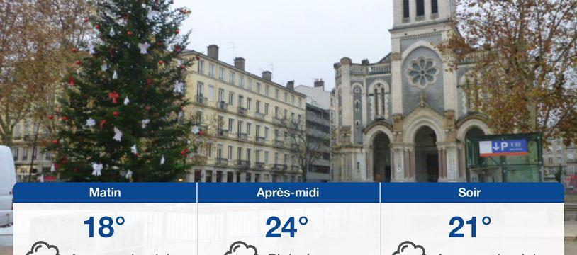 Météo Saint-Etienne: Prévisions du lundi 21 juin 2021