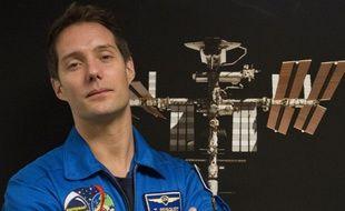 Thomas Pesquet, 38 ans, est parti le 15 novembre pour une mission de six mois dans l'ISS.