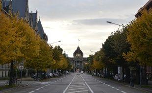 La Neustadt pourrait bien entrer au patrimoine mondial de l'Unesco au même titre que la Grande-Île.
