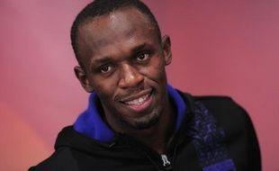 Le double champion olympique du 100 m et du 200 m Usain Bolt, élu athlète de l'année en Jamaïque, a annoncé mardi qu'il voulait battre plus de records du monde en 2013.