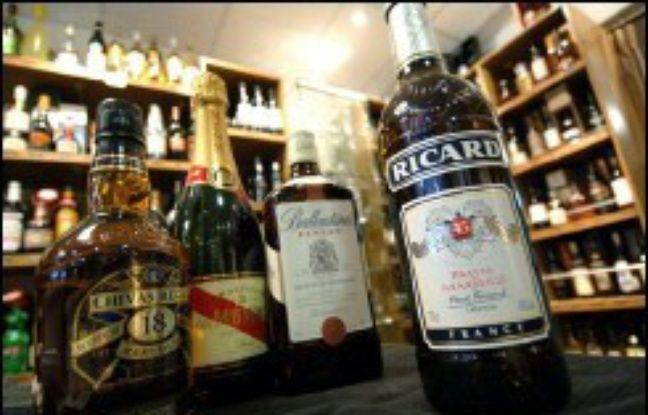 Pour la première fois depuis 25 ans, la consommation de spiritueux augmente à nouveau légèrement en France depuis le début de l'année, malgré les campagnes anti-alcool.
