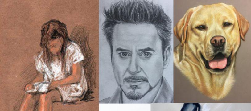 Des dessins envoyés par nos internautes