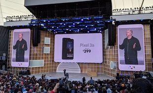 Le Pixel 3a coûte 399 euros et le 3a XL 479 euros.