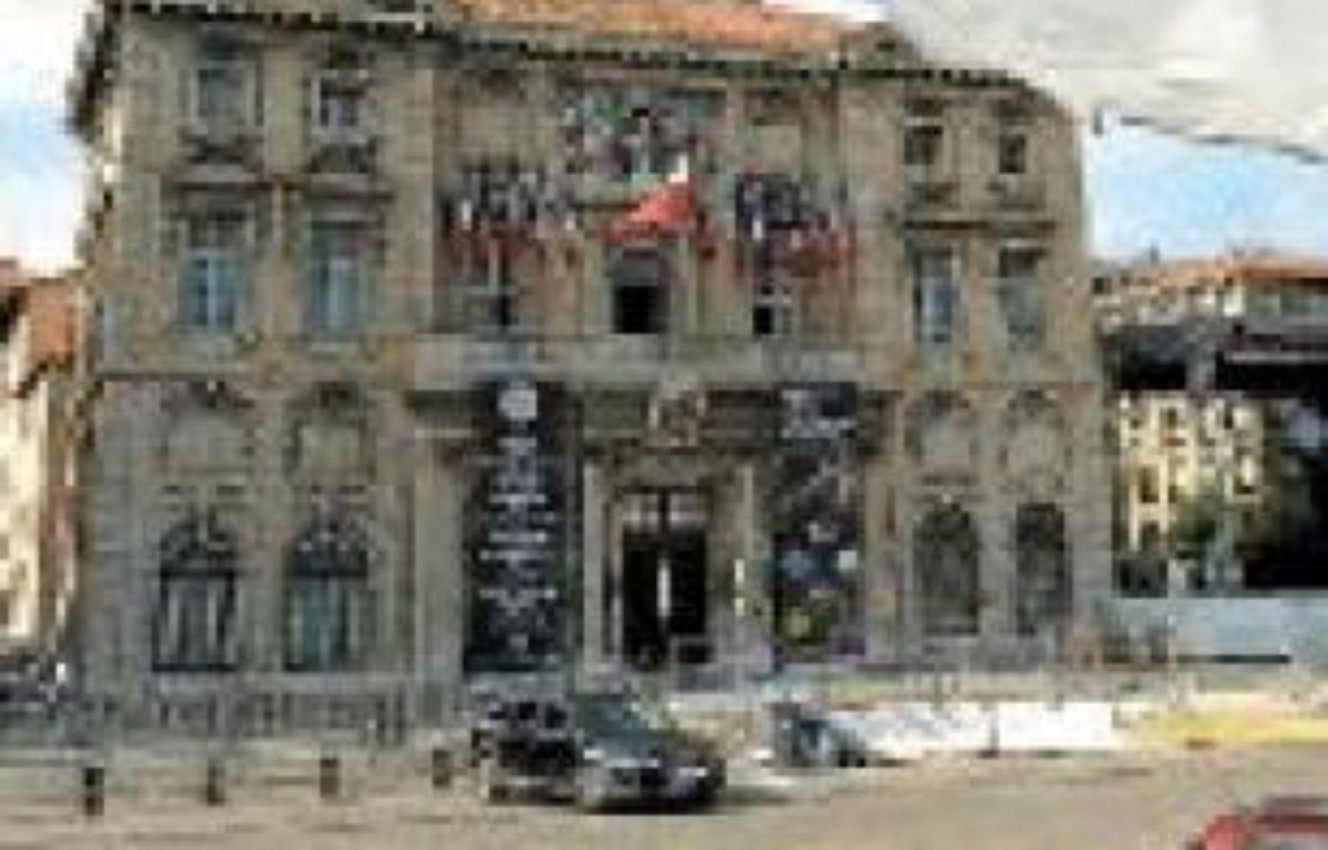 La mairie de Marseille sera la prochaine bataille en 2014. –  f. pennant / 20 minutes