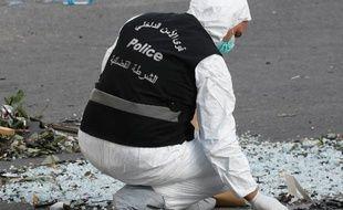Une forte explosion a secoué jeudi la banlieue sud de Beyrouth, un bastion du mouvement armé libanais Hezbollah, a affirmé la télévision de cette formation.