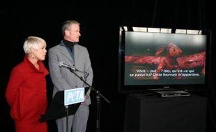 Pink défend les droits des animaux pour Peta, lundi 9 mars 2009