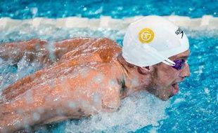 """Frédérick Bousquet et Florent Manaudou ont écrit un nouveau chapitre de leur """"histoire d'amour"""" lors de la finale du 50 m papillon des championnats de France de natation, marqués aussi par la victoire sur 400 m de Camille Muffat, cependant """"déçue"""" de sa course, mardi à Rennes."""