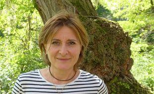 Patricia Fagué, auteur de l'ouvrage Disparus sans laisser d'adresse.