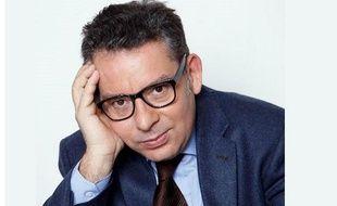 Le journaliste Frédéric Haziza