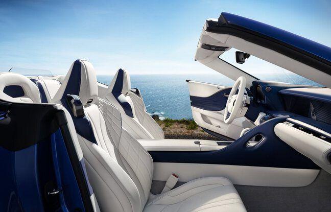 Lexus LC500 Cabriolet