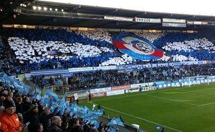 Football: La ville en bleu et blanc, dress-code et concours de selfies... Strasbourg veut une mobilisation générale pour le match décisif du Racing.