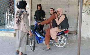 Les talibans, désormais maîtres de plus d'un quart des capitales provinciales d'Afghanistan, ont conquis depuis mai de vastes portions du territoire, à la faveur du retrait des forces américaines et de l'Otan, quasiment achevé.