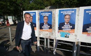 Renaud Muselier, le 27 juin 2021 à Marseille