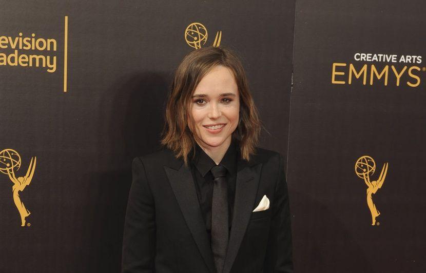 Ellen Page a été forcée de cacher son orientation sexuelle