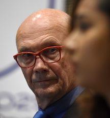 Pascal Lamy,ex-directeur général de l'Organisation mondiale du commerce (OMC), fait partie de la coalition d'influenceurs «Antarctica 2020» qui pousse à la création d'un réseau d'aires protégées autour de l'Antarctique.