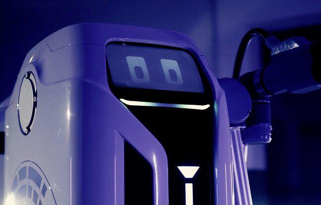VW Charging Robot