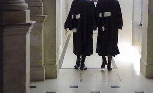 Illustration. Des avocats le 26 novembre 2014.