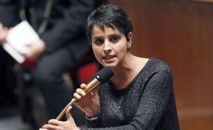 """La ministre des Droits des femmes et porte-parole du gouvernement, Najat Vallaud-Belkacem, a confirmé jeudi que """"la liberté de conscience"""" ne figurerait pas dans le projet de loi sur le mariage homosexuel et affirmé que le président François Hollande avait """"levé les malentendus"""" sur ce sujet."""