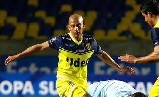 Alejandro Camargo a inscrit l'un des buts de l'année