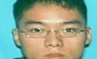 Seung Hui Cho, l'auteur de la fusillade du Virginia Tech, qui a fait 32 morts lundi 16 avril 2007.