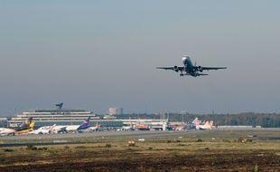 L'avion a décollé d'Allemagne ce lundi matin (photo d'illustration).