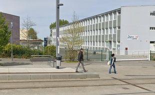 Un coup de feu a été tiré mercredi après-midi dans l'enceinte du lycée Dupuy-de-Lôme à Brest.