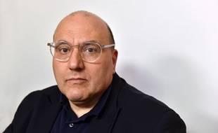 Le conseiller régional PS d'Ile-de-France Julien Dray, le 23 janvier 2017 à Paris