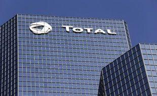 Le siège de Total à La Défense
