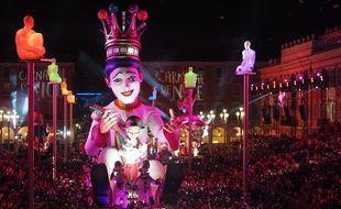 En 2019, le Carnaval de Nice a rassemblé plus de 200.000 spectateurs s'étaient rassemblés