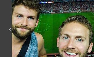 Les jumeaux Matt et Scott Katzenbach sont les sosies de Bradley Cooper.