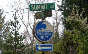 L'Etat de l'Oregon, situé sur la côte ouest des Etats-Unis, a 40% de chances de subir, dans les 50 prochaines années, un séisme de la même ampleur que celui survenu au Japon en 2011, a affirmé une étude mercredi.