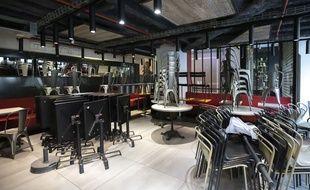 Les restaurants ont dû refermer leurs portes depuis fin octobre.