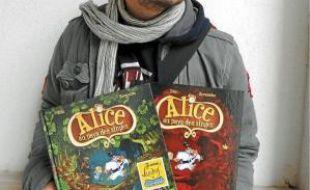 L'album sort chez Glénat et en édition spéciale pour Canal BD.